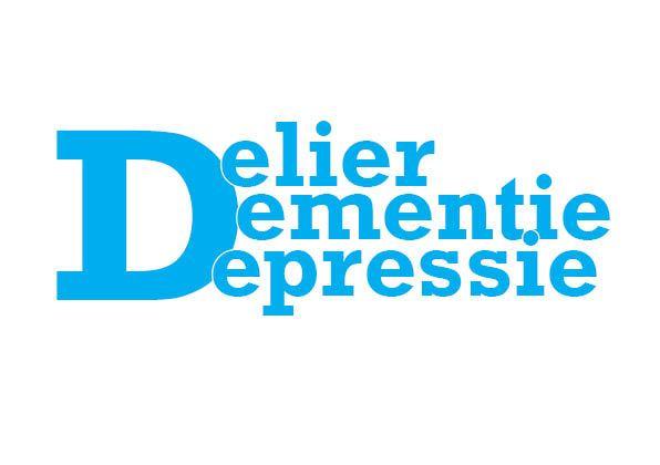 Dementie delier depressie