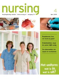 Nursing april 2009