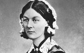 'Florence Nightingale is het ultieme rolmodel'